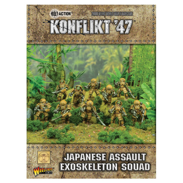 Exoskelton Squad