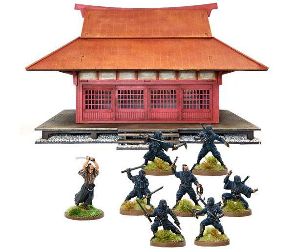 Test of Honour Dojo Assault Bundle