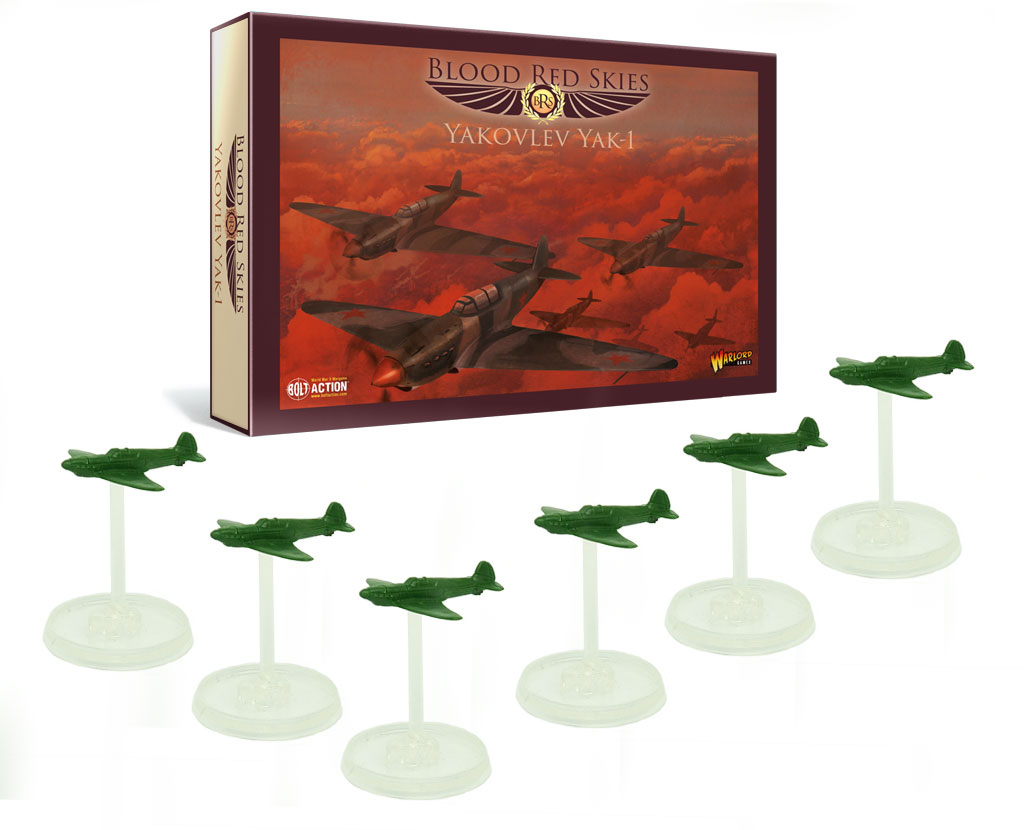 New Blood Red Skies Soviet Yak Squadron
