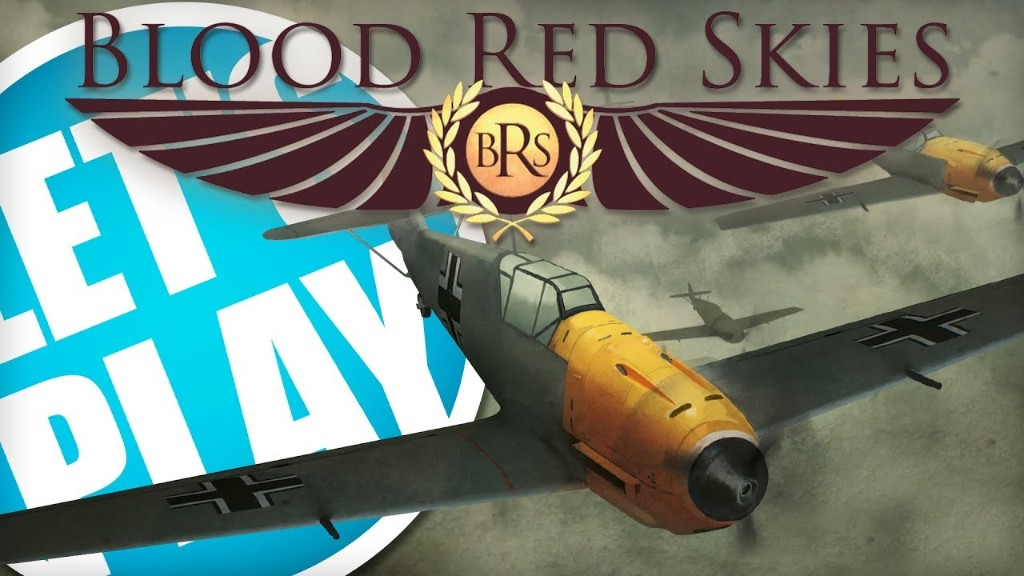 Let's Play: Blood Red Skies - Brits vs Germans