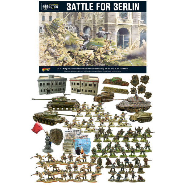 Battle of Berlin box set