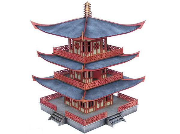 Pike & Shotte Sarissa Pagoda