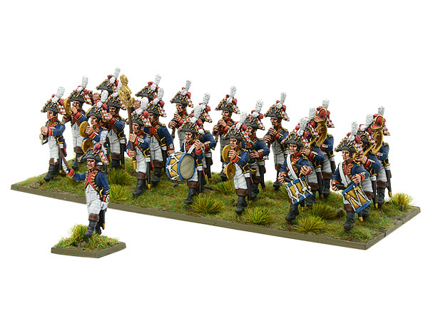 New Black Powder Napoleonic French Imperial Guard Band