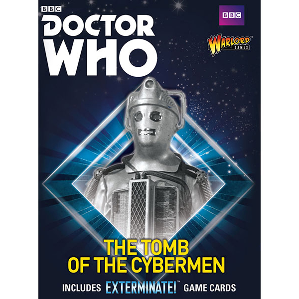 New Doctor Who Tome of the Cybermen