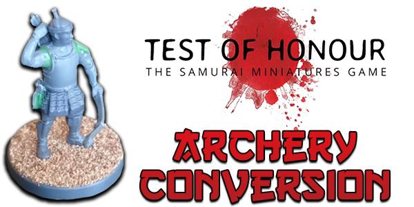 Ashigaru Archery Sergeant Conversion