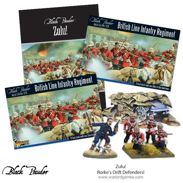 Rorke's Drift Defenders!