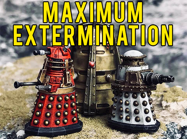 MAXIMUM EXTERMINATION