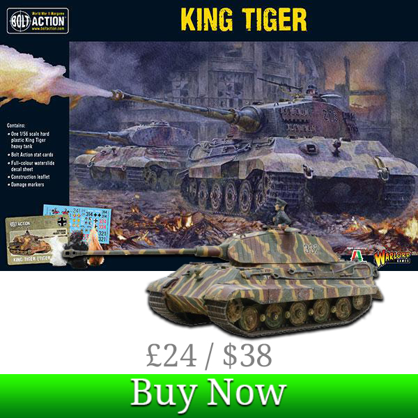 Buy King Tiger
