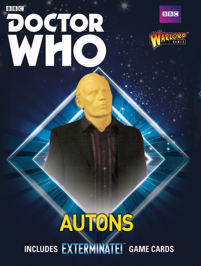 New Doctor Who The Autons