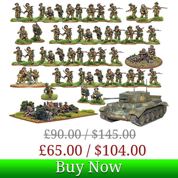 Bolt Action British Army Box Deal
