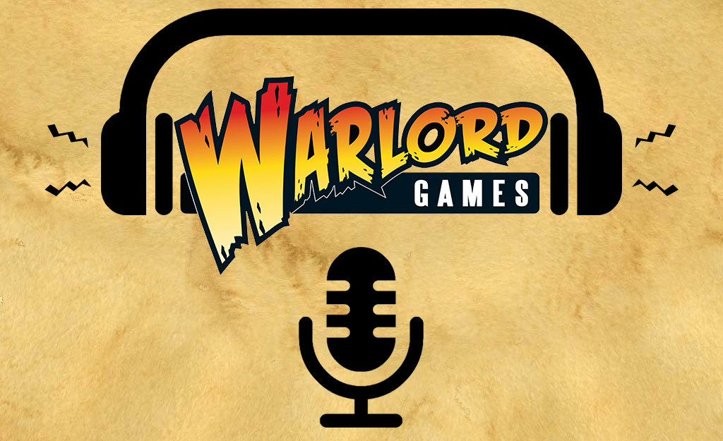 Warlord Games Podcast Logo