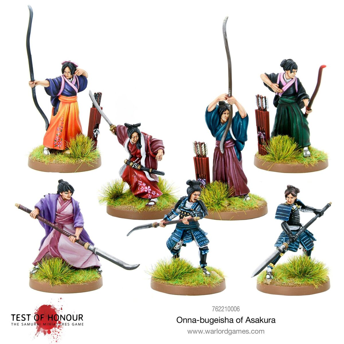 Test of Honour Onna Bugeisha of Asakura