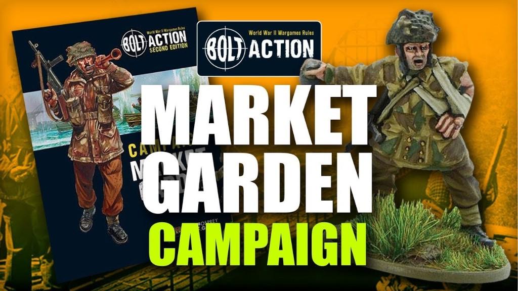 Market Garden Campaign Book Chat