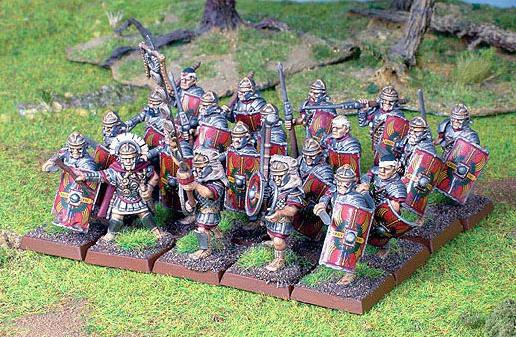 Banner Hail Caesar Roman Veterans