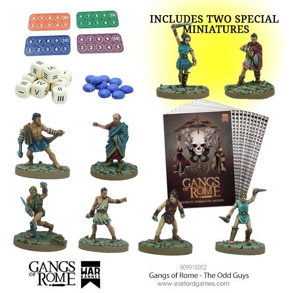 Gangs Of Rome - Odd Guys