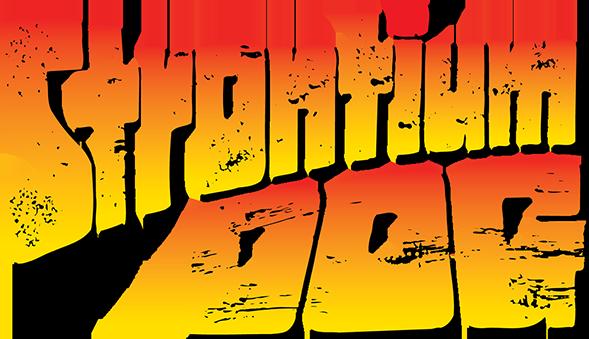 Strontium Dog logo