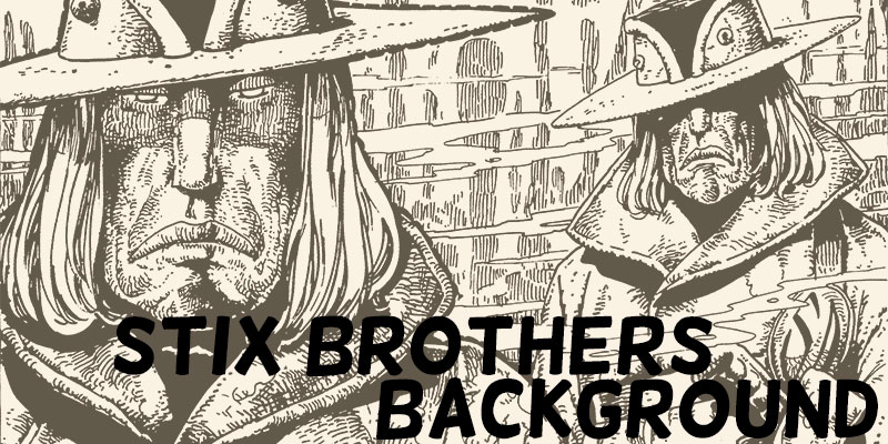 Stix Brothers Background Article