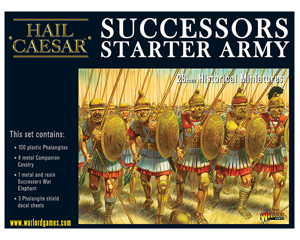 Successors Starter Army for Hail Caesar