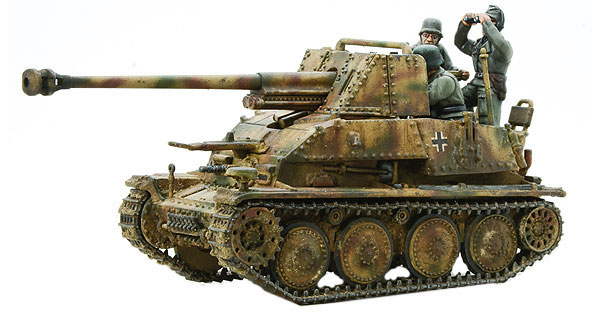 New Bolt Action German Marder III Tank