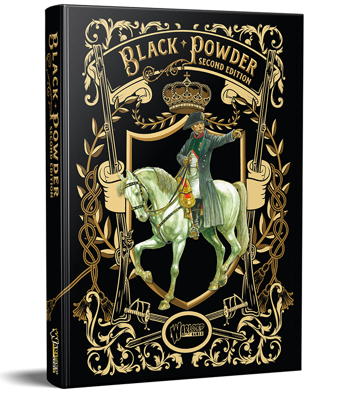 Second Edition Black Powder Rulebook