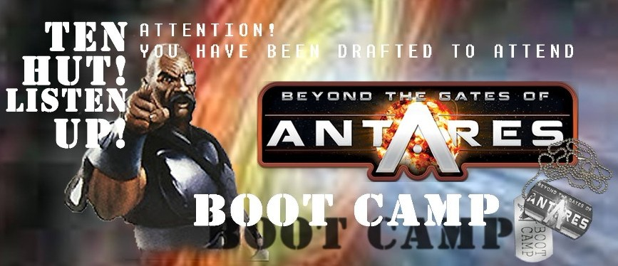 Telford Antares Boot Camp