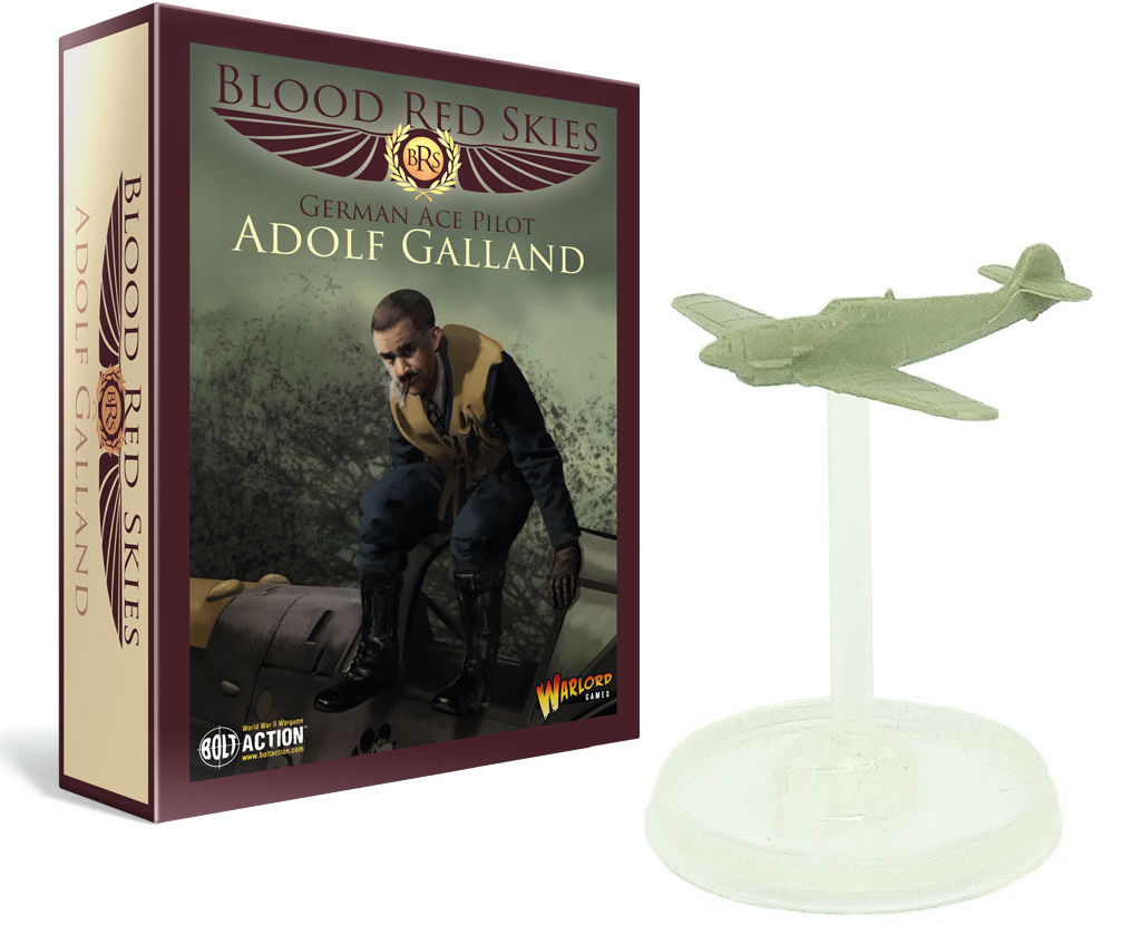 New Blood Red Skies German Messerschmitt Ace