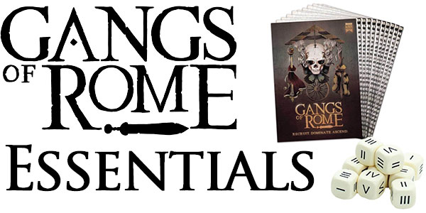 Gangs of Rome Essentials Release