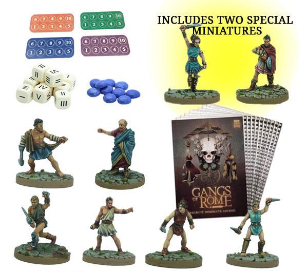 Gangs of Rome Gang 1 - the Odd Guys