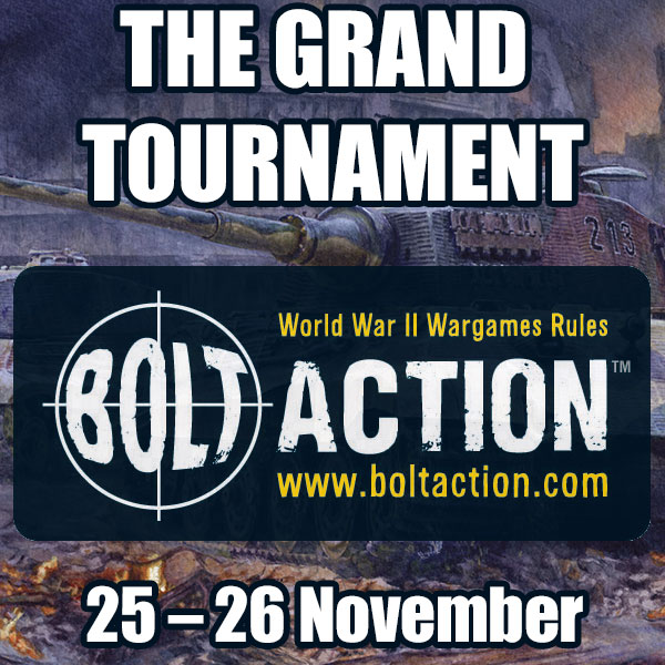 Bolt Action Grand Tournament