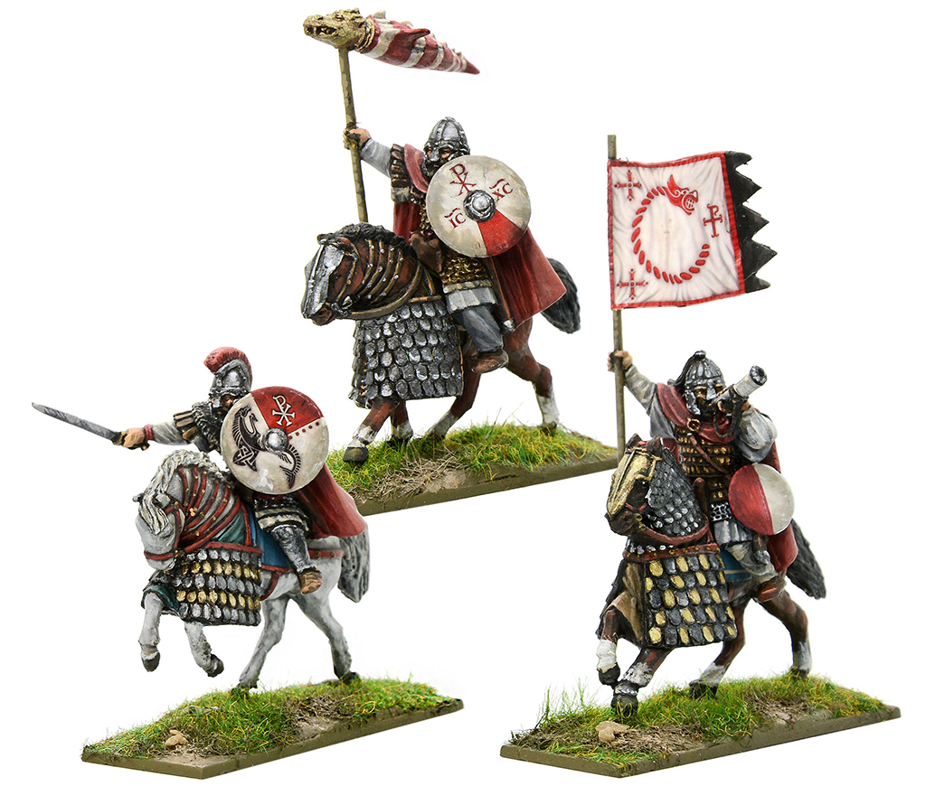 New Hail Caesar Arthurian Romano British Mounted Knights Command