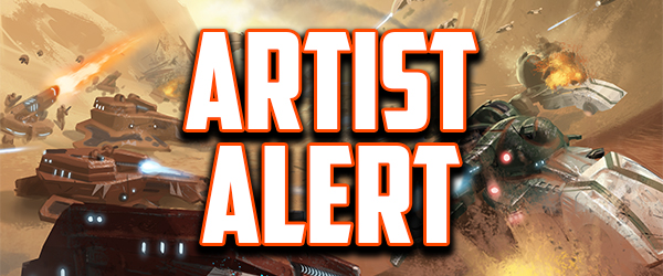 calling all freelance artists