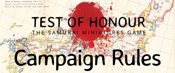 Fight your campaigns in Test Of Honour