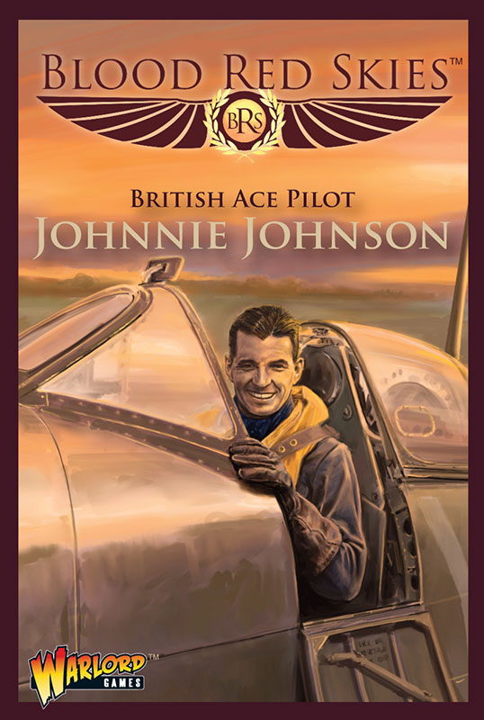 New Blood Red Skies British Mosquito Ace Johnnie Johnson
