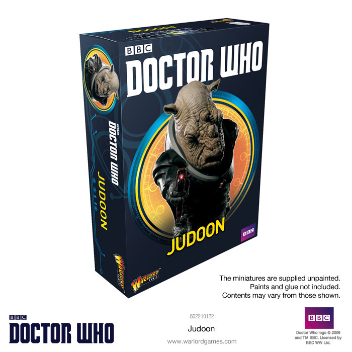 Judoon Box Set