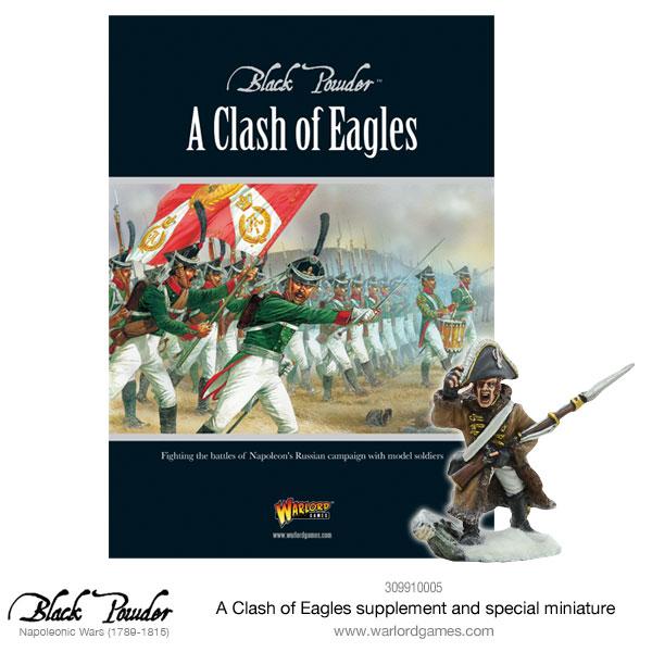 Black Powder Clash of Eagles Expansion Book