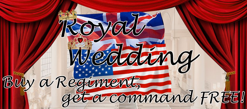 Royal Wedding Collection