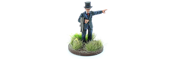 New Bolt Action Opertation Sea Lion Footsore Miniatures Bank Manager