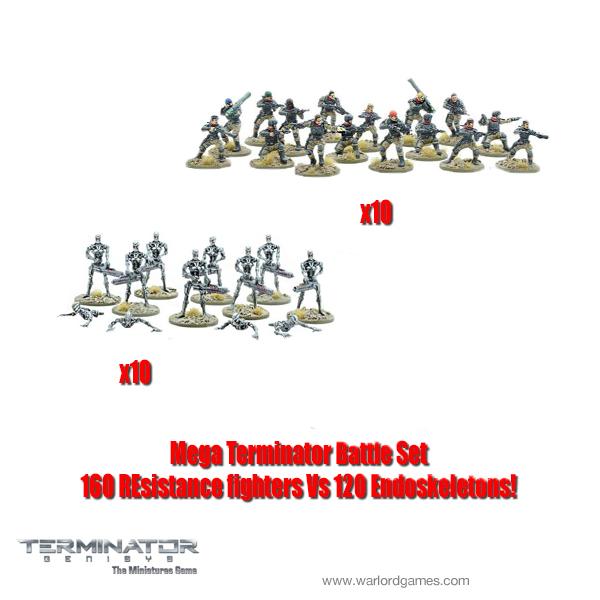 Terminator Mega Set
