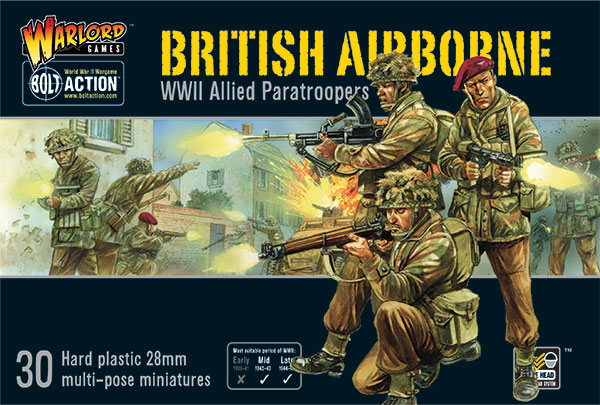 British and Allied Airborne