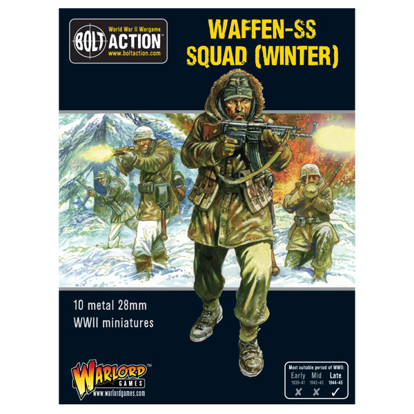 Winter Waffen SS Squad