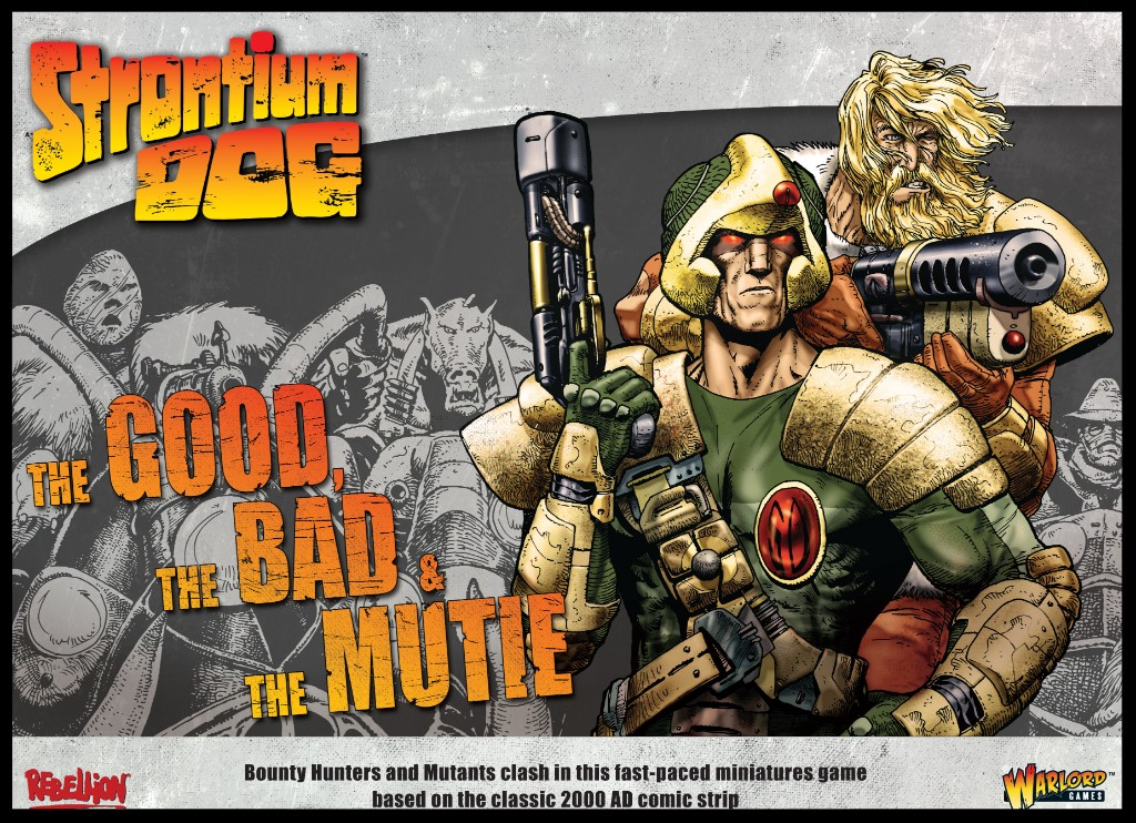 Coming Soon Strontium Dog