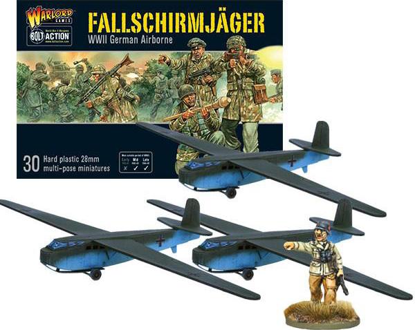 Fallschirmjager Assault Group
