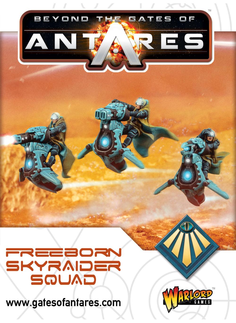 Gates of Antares Freeborn Sky Raider Squad