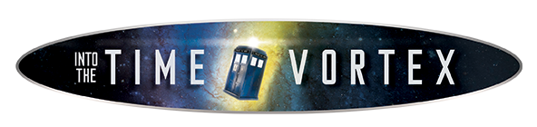Into the Time Vortex Logo
