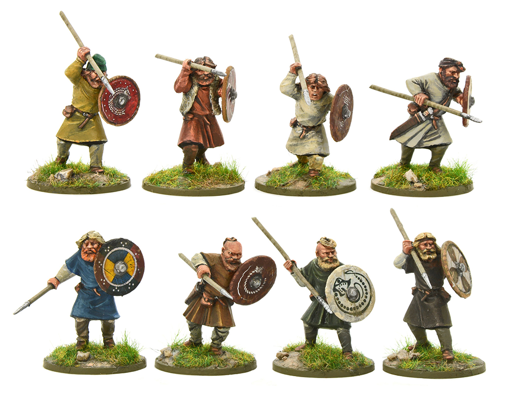 New Arthurian Early Saxon Ceorls A
