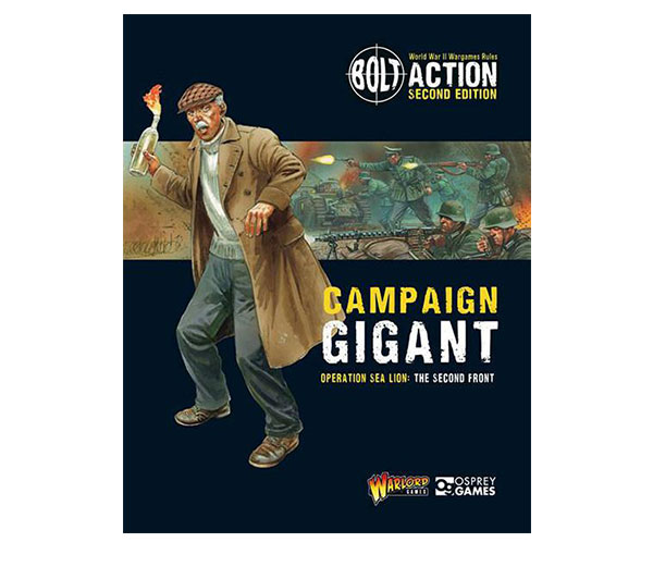 Bolt Action Book Expansion Campaign Gigant