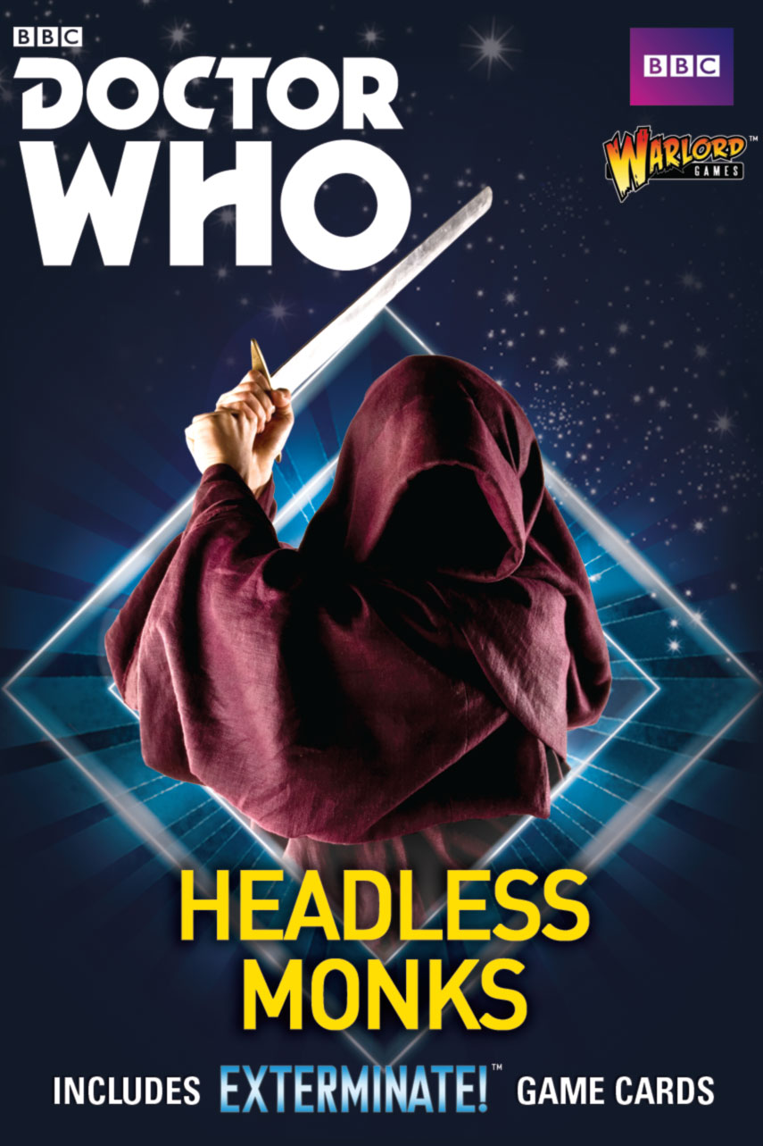 Coming Soon Doctor Who The Headless Monks