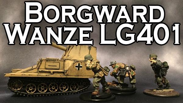 Borgward Wanze