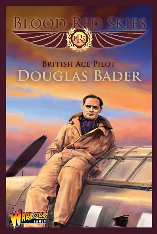 New Blood Red Skies British Hurricane Ace Pilot Douglas Bader