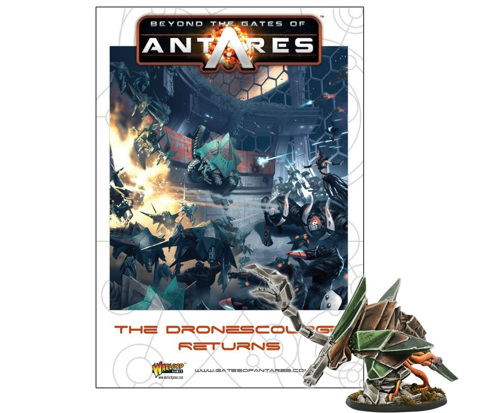 New Beyond the Gates of Antares The Dronescourge Returns Supplement